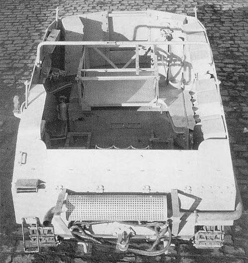 Подвозчик боеприпасов Pz.38 (t)Munitionspanzer