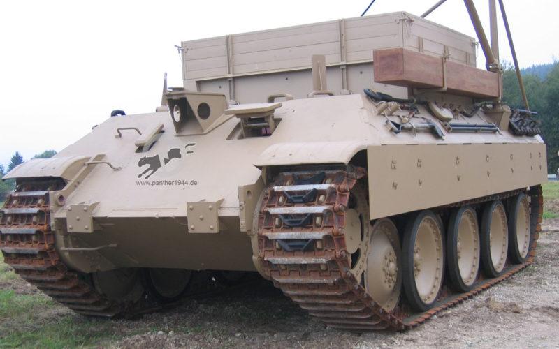 Подвозчик боеприпасов Munitionspanzer Panther