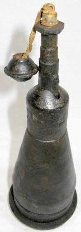 ручная кумулятивная мина (граната) Panzerhandmine
