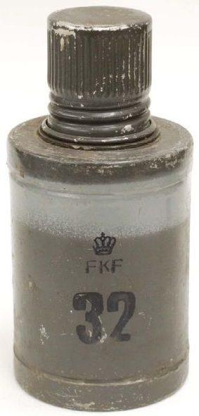 Дымовая граната Røghåndbombe M-32