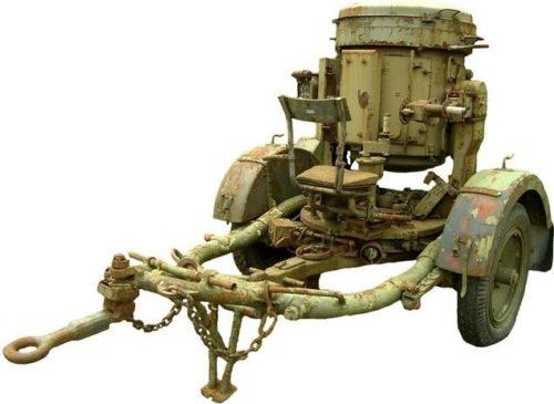 Зенитный прожектор 60-cm Flakschweinwerfer (Flak-Sw 36)