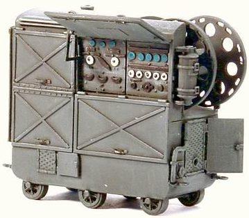 Генератор прожектораFlak-Sw 36
