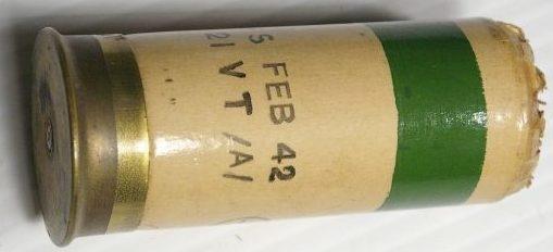 Сигнальный патрон 37-мм калибра зеленого огня