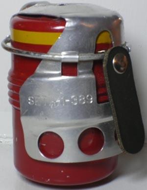 ручная осколочная граната SRCM-35 Grenade