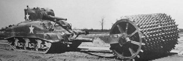 Катковый трал T-9E1
