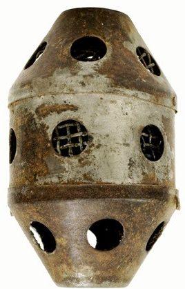 Дымовая граната Tåregasbombe M-1937