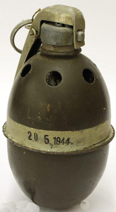 дымовая граната Tåregashåndbombe M-37
