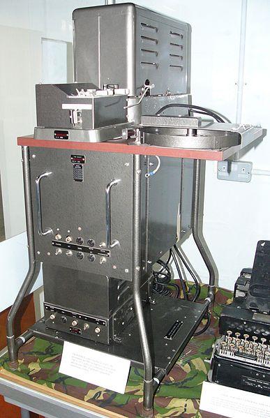 Шифровальная машина Rockex (Telekrypton)