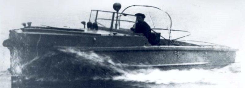 Буксирно-моторный катер БМК-70
