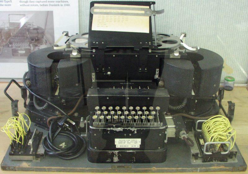 Шифровальная машина Typex 22