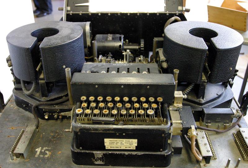Шифровальная машина Typex 23