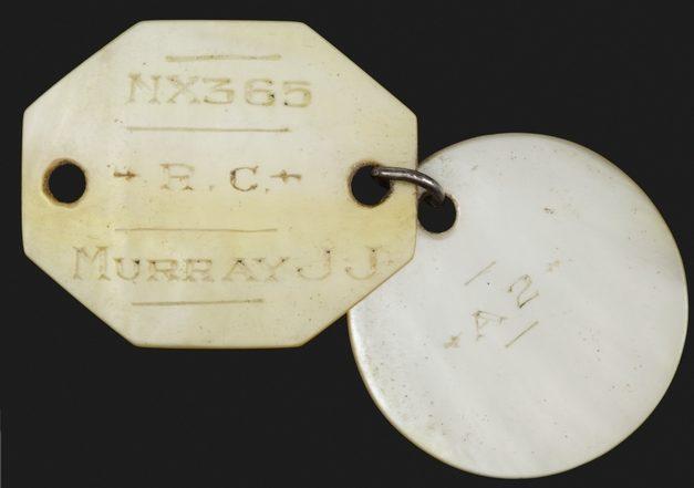 Комплект жетонов из перламутра.
