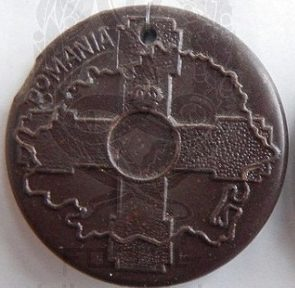 Бакелитовый жетон.