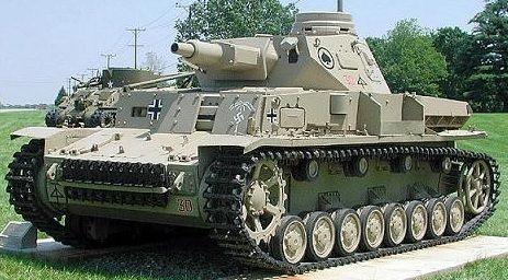 Средний танк Pz.III Ausf.С