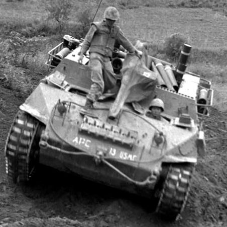Бронетранспортер-тягач Armored Utility Vehicle M-39