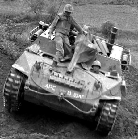 Бронетранспортер-тягач Armored Utility Vehicle M-39