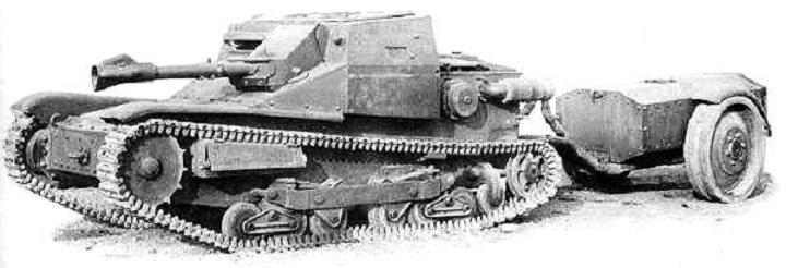 Carro CV-3/33 L.F. (Lancia Fiamme)