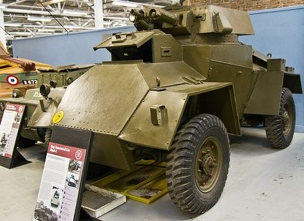 Guy Armoured Car Mk-I