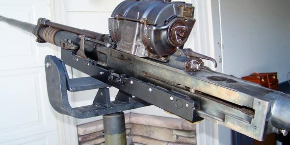 Авиапушка Hispano Mk-II