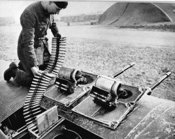 Авиапушка  Hispano Mk-V