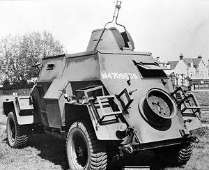 Humber Light Reconnaissance Car Mk-III A