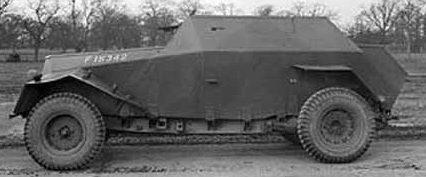 Humber Light Reconnaissance Car.Mk-I