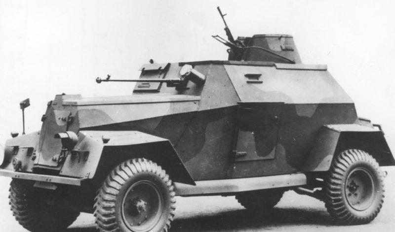 Humber Light Reconnaissance Car.Mk-III