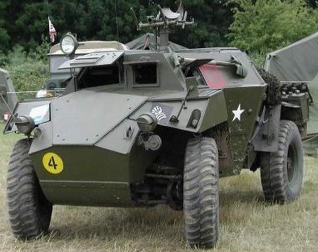 Humber Scout Car. Mk-I
