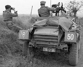 Humber Scout Car. Mk-II
