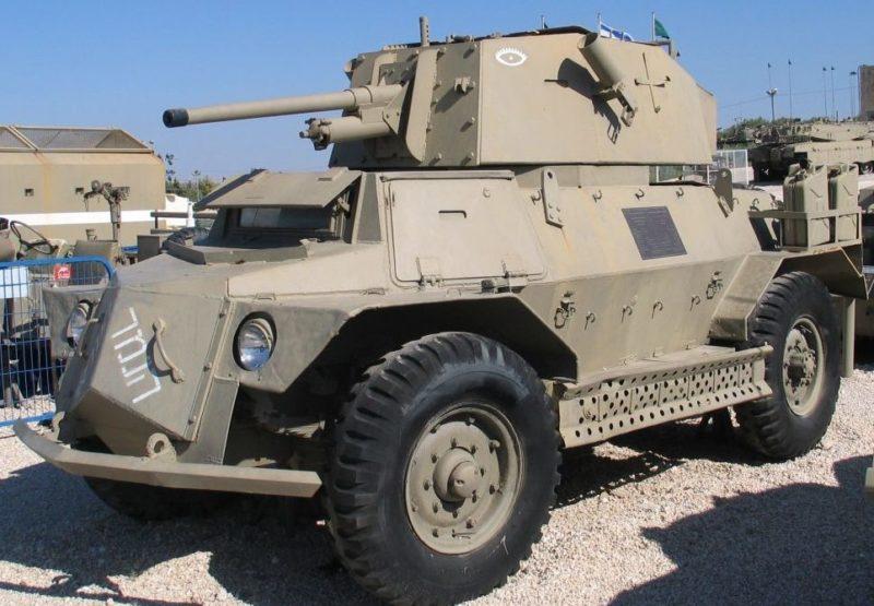 Средний бронеавтомобиль Marmon-Herrington Mk-IV