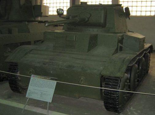 Легкий танк Mk-VII, Tetrarch