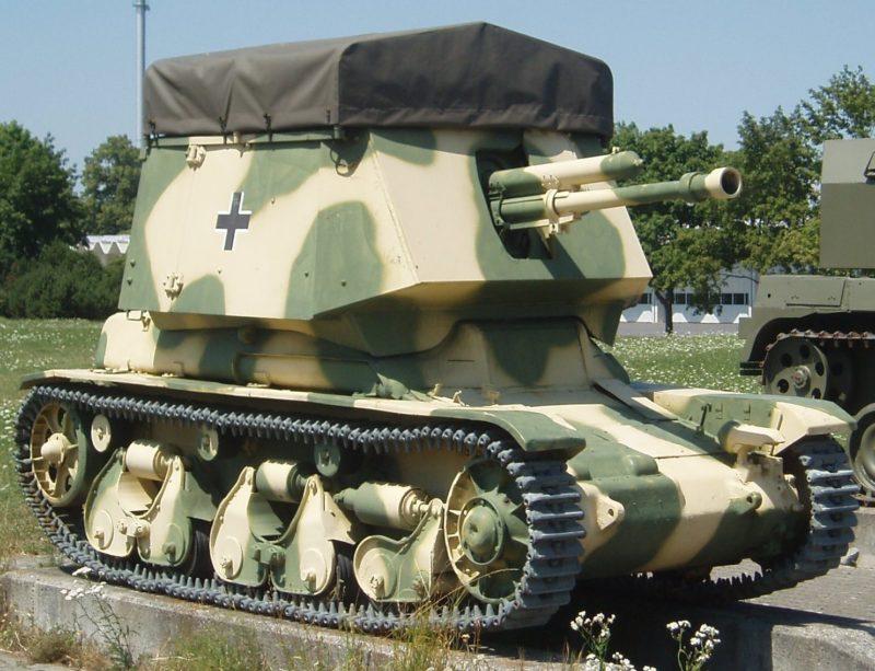САУ 4,7cm PaK(t) auf Panzerkampfwagen 35-R(f)