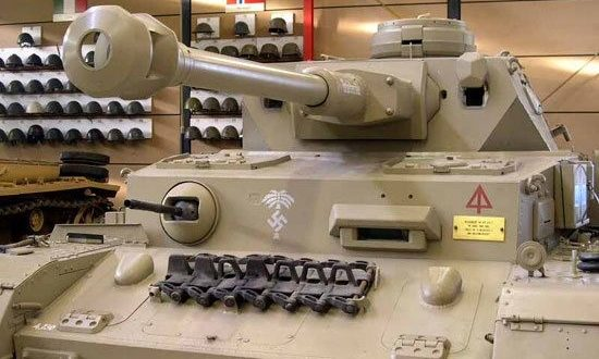 Средний танк Pz-IV Ausf.G