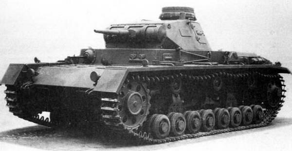 Средний танк Pz.III Ausf.