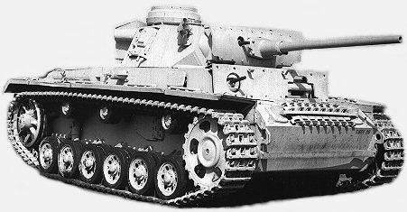 Средний танк Pz.IV Ausf.A