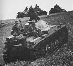 Легкий танк PzKpfw. II ausf A