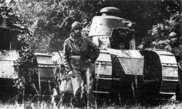 легкий танк Renault FT-31