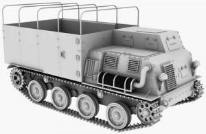 Бронетранспортер Type 1 Ho-Ki