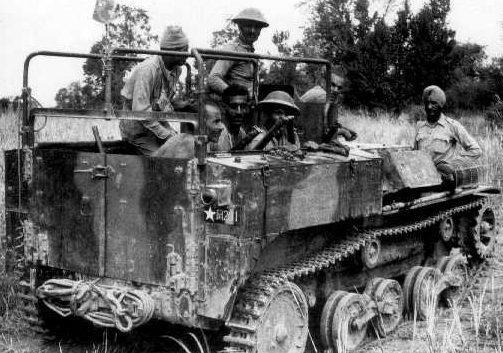 Гусеничный бронетранспортер Type 98 So-Da