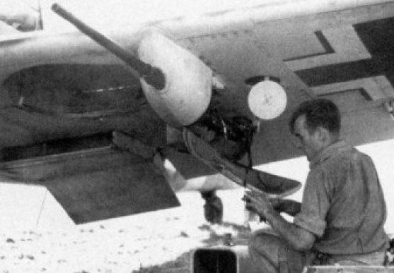 Бикалиберная авиационная пушка MG-151/20