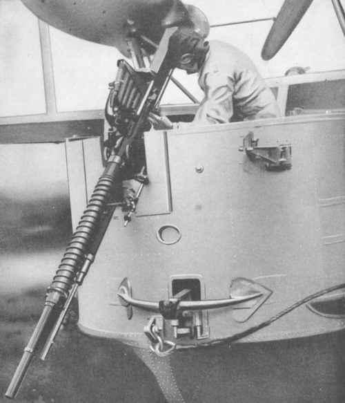 Авиационная пушка COW Mk-III