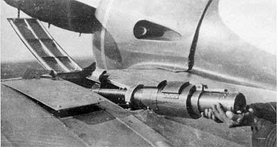 Авиационная пушка ШВАК. В крыльевом варианте