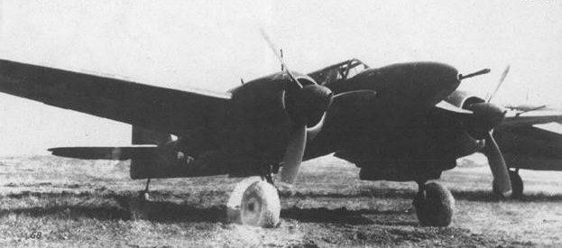Пушка Ho-204, установленная на Ki-102