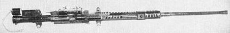 Авиапушка Type 99-2 с ленточным питанием на 125 выстрелов