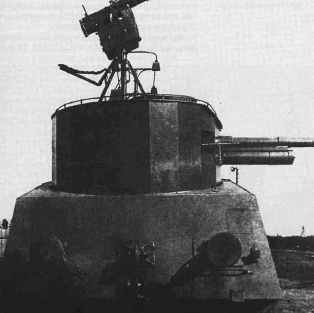 Мотоброневагон Д-2