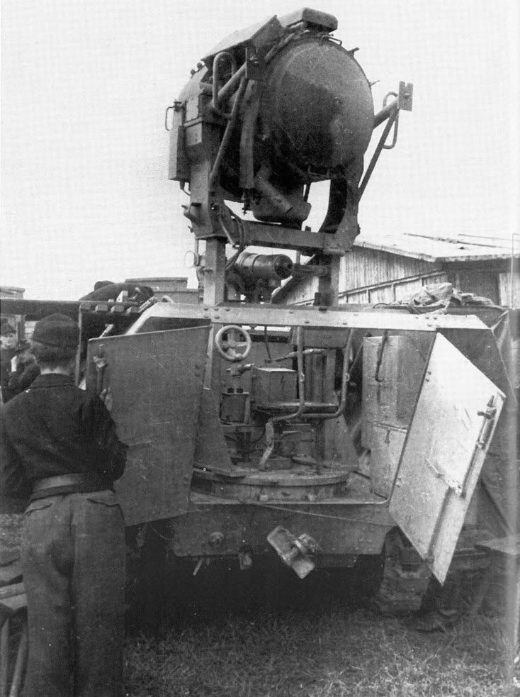 Бронетранспортер. Sd.Kfz. 251/20