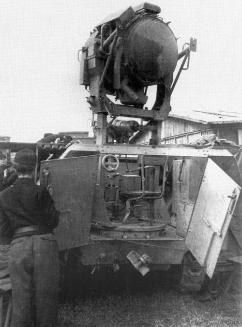 Бронетранспортер Sd.Kfz. 251/20