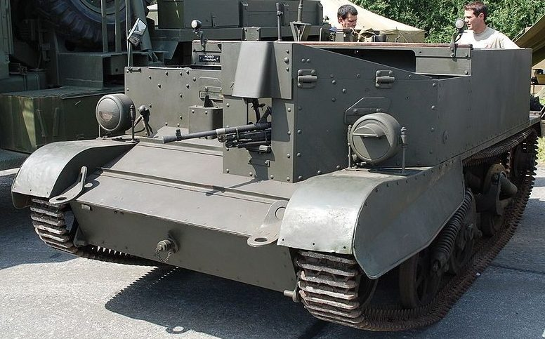Бронетранспортер Universal Carrier