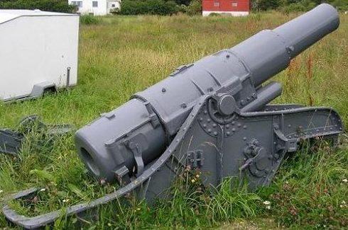 гаубица 21-сm Morser М-16