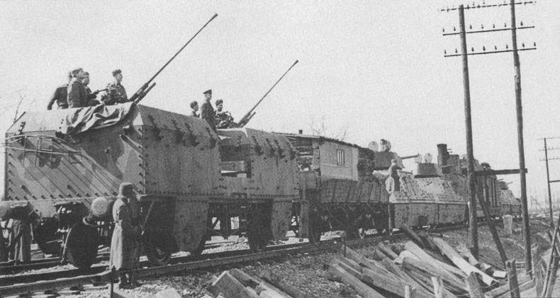 Бронепоезд типа БП-43 «Салават Юлаев»